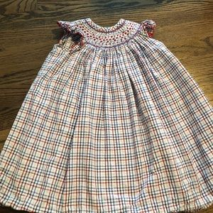 Dresses & Skirts - Patriotic Smocked dress